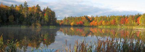 Ben's Lake, PE