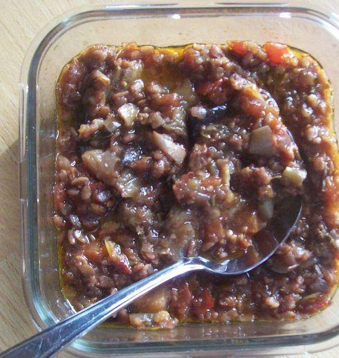 lentil eggplant stew
