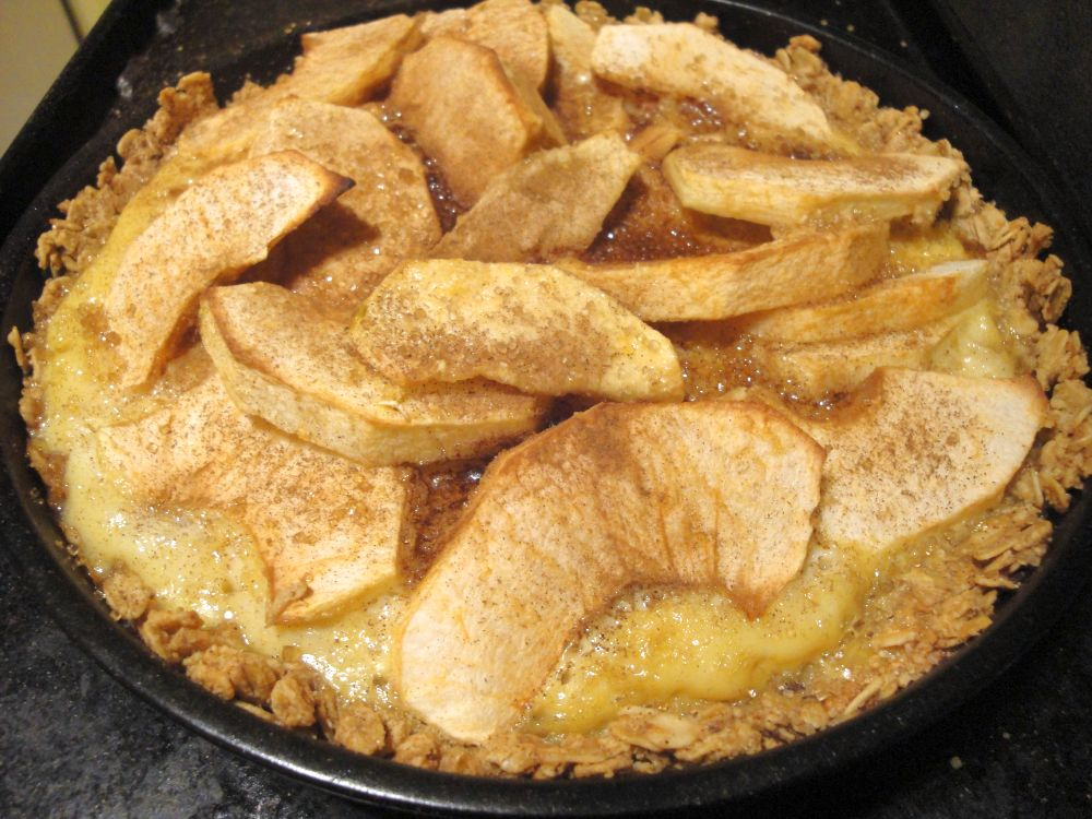 Tristan Welch's Apple Butter And Cinnamon Custard Toasts Recipe ...